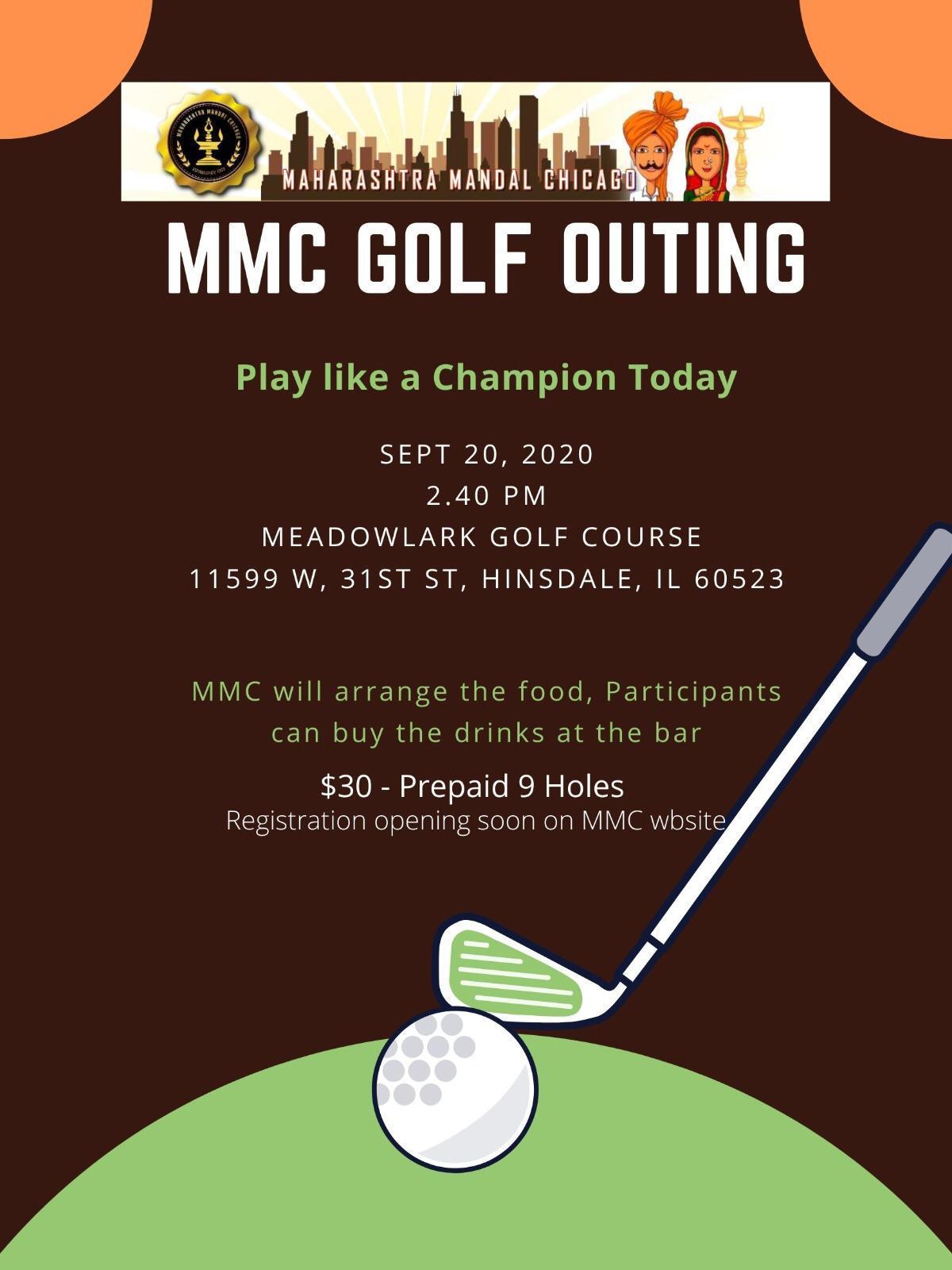 MMC Golf Outing